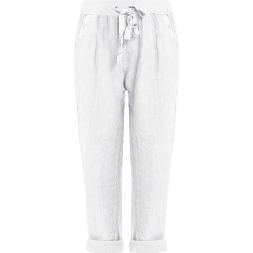84e0cba0a17f Celestino Λινή παντελόνα με ρίγα στο πλάι SD7844.1255+1 - Glami.gr