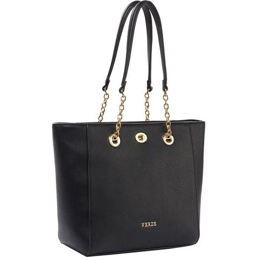 dc41a09c80 Τσάντα γυναικεία Verde 16-4599-Μαυρο 16-4599-Μαυρο - Glami.gr