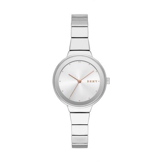 Ρολόι DKNY - Astoria NY2694 Silver Silver - Glami.gr 818d4932fd7