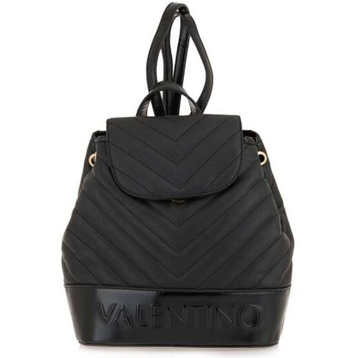 Valentino VBS0WO06 Μαύρο Καπιτονέ Γυναικείο Backpack Valentino VBS0WO06  Chocolat nero - Glami.gr ceae960371f