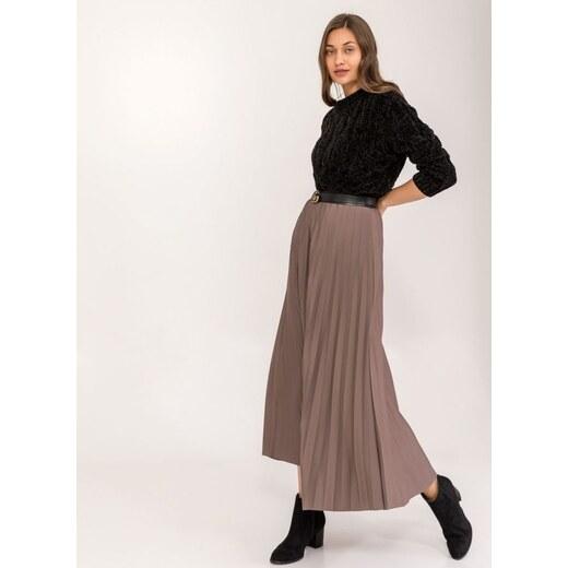 e17613a9d43 The Fashion Project Maxi πλισέ φούστα - Πούρο - 06066006001 - Glami.gr