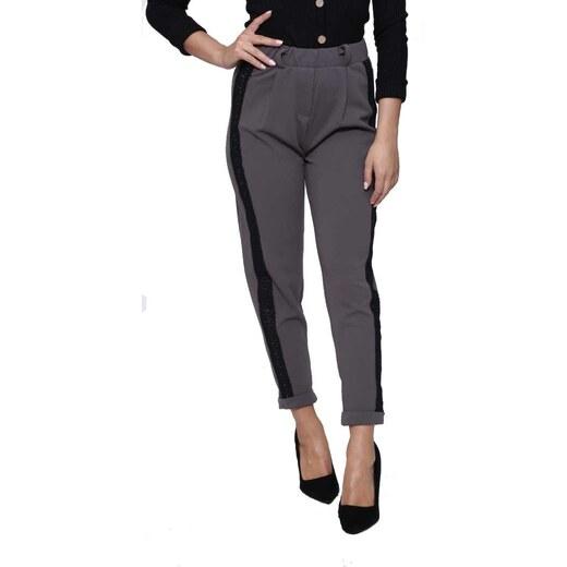 9ca81b80e82 Benissimo Παντελόνι Με Σχέδιο Σε Γκρι - Glami.gr