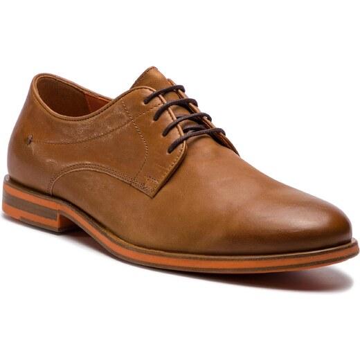 4938b1d1ebb Κλειστά παπούτσια GEOX - U Bayle B U927CB 0003C C6001 Cognac - Glami.gr