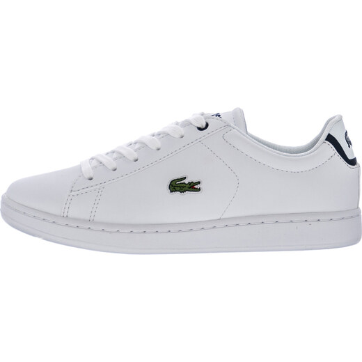 6189655a495 Παιδικά Παπούτσια Casual Carnaby.Evo.Bl Άσπρο Δέρμα Lacoste - Glami.gr