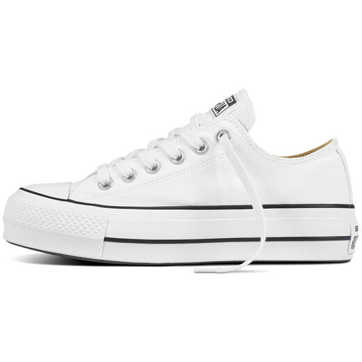 a55094a6510 Γυναικεία Παπούτσια All Star Converse | Δίπατο | Womens Shoes Λευκό ...