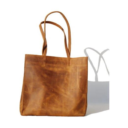 b9509e2da9 Piter.gr Δερμάτινη τσάντα χειρός (Κίτρινο κεριού) - Glami.gr