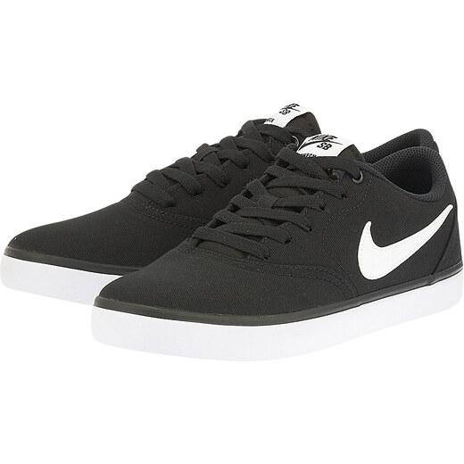 62dcde07ac Nike SB Check Solarsoft Canvas Skateboarding 843896-001 - μαυρο - Glami.gr